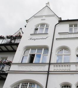 Hotel Iperial Ostseebad Binz Rügen
