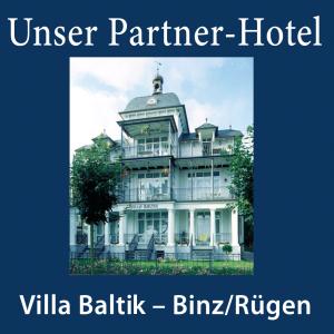Villa Baltik Rügen