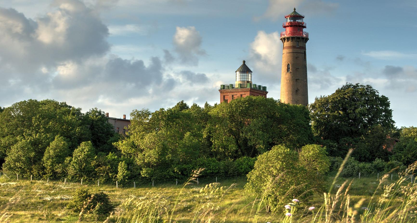Rügen, Sehenswertes, Leuchtturm